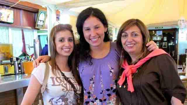 alcala host family